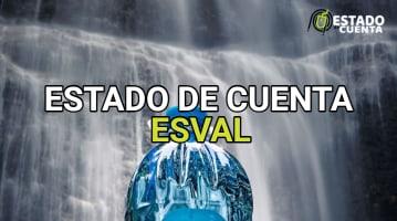 Consultar Estado de Cuenta Esval