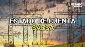 Estado de cuenta Saesa