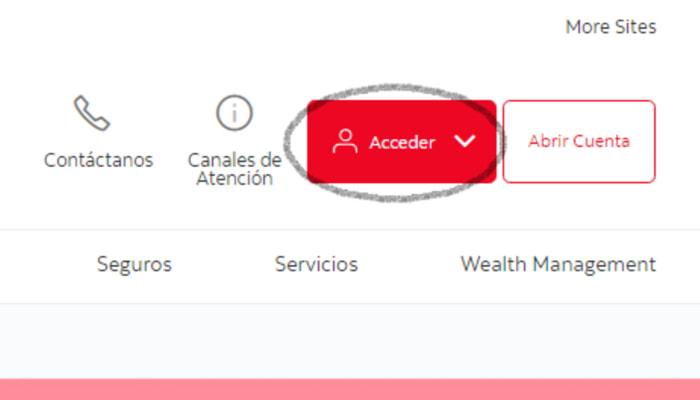 Acceder a tu estado de cuenta Scotiabank