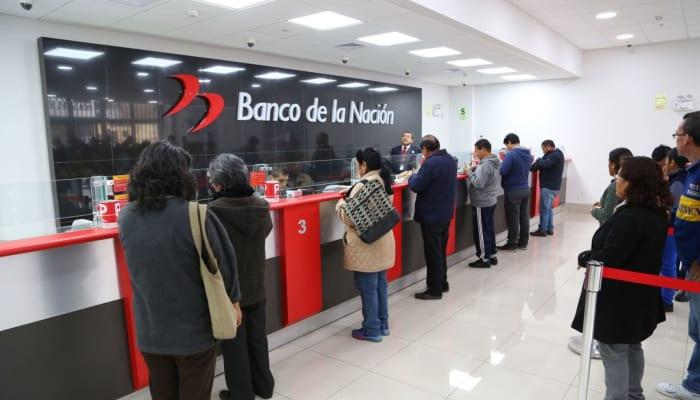Agencia del Banco de la Nación
