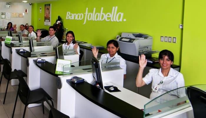 Atención al público Banco Falabella