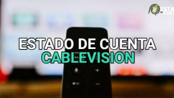 estado de cuenta cablevision