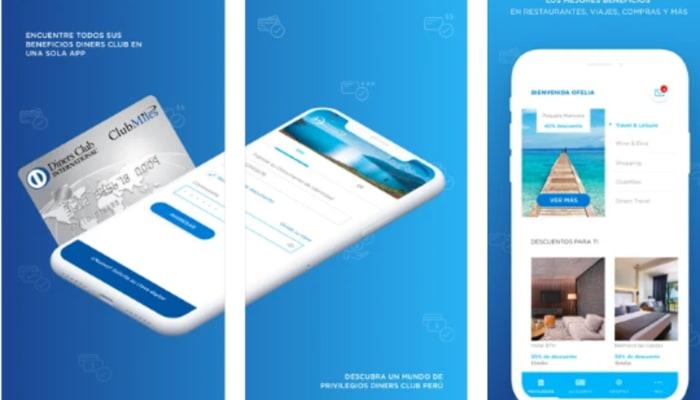 Como consultar diners club Perú con la App