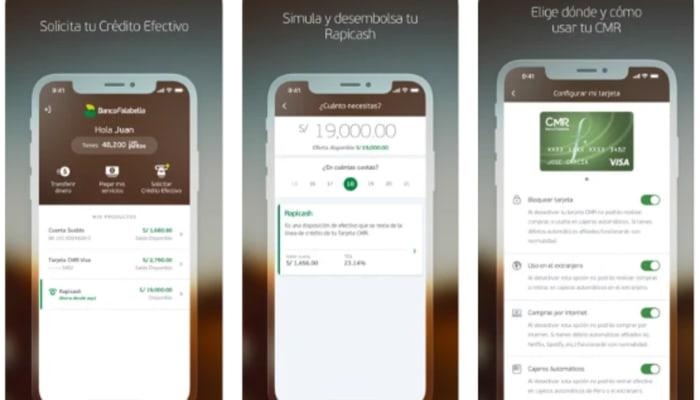 Consultar estado de cuenta Banco Falabella por la App