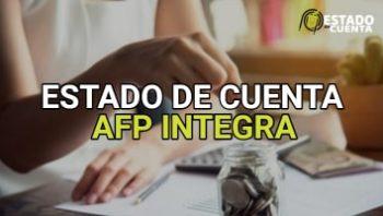 Estado de Cuenta Afp Integra