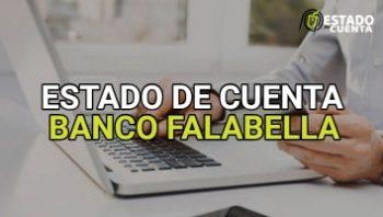 Estado de Cuenta Banco Falabella