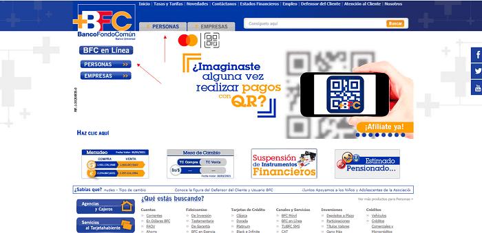 Estado de Cuenta Banco Fondo Común Personas
