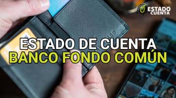 Estado de Cuenta Banco Fondo Común