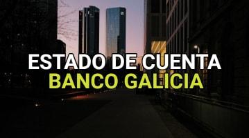 Estado de Cuenta Banco Galicia