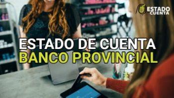 Estado de Cuenta Banco Provincial