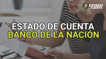 Estado de Cuenta Banco de la Nación