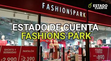 Estado de Cuenta Fashions Park
