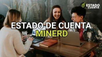 Estado de Cuenta Minerd