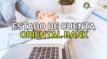 Estado de Cuenta Oriental Bank