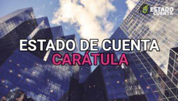 Estado de cuenta Caratula