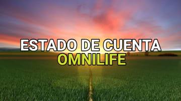 Estado de cuenta Omnilife