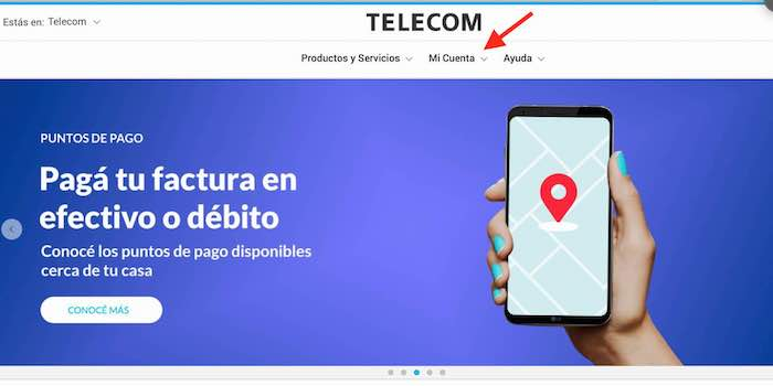 Estado de cuenta Telecom 2