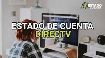 Estado de cuenta directv