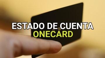 Estado de cuenta onecard