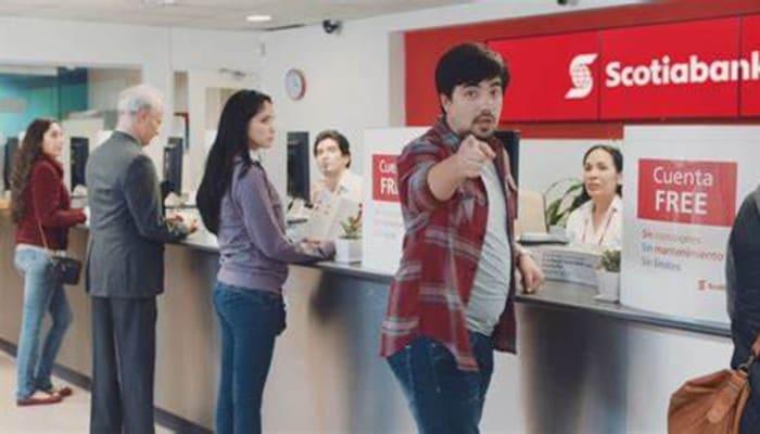 Horarios de atención Scotiabank