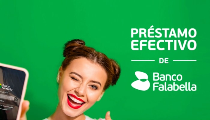 Solicitar crédito personal Banco Falabella
