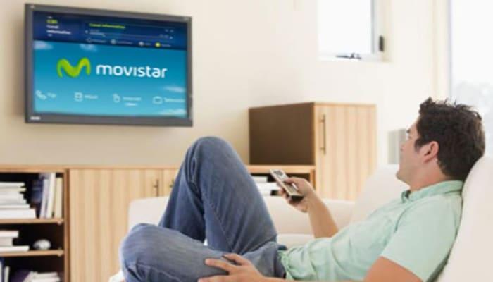 configurar control remoto Movistar